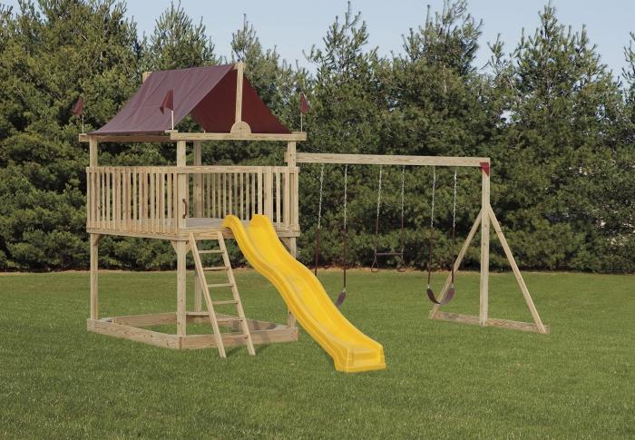 Backyard Playstations – Model 202 – Champion Lawn ...