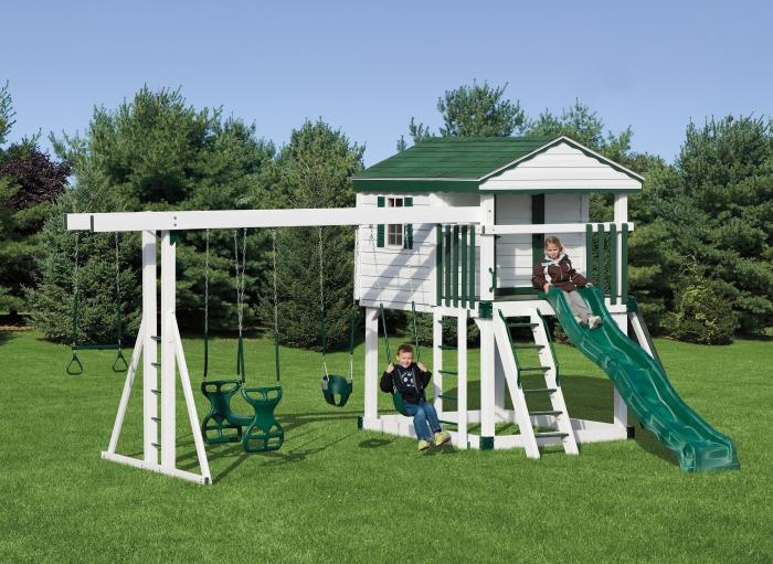 Backyard Playstations – Model 216 – Champion Lawn ...